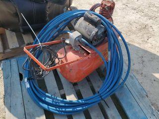 Air Compressor & Hose