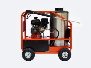 2700PSI Kohler Powered Hot Water Pressure Washer