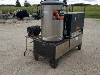 Alladian HW Pressure Washer 5HP