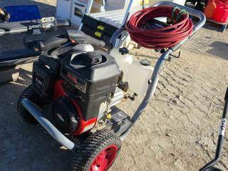 Briggs & Strattion 2900 PSI Pressure Washer