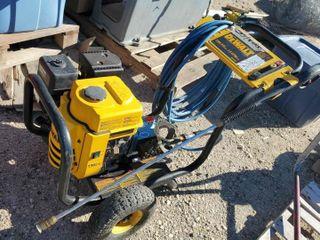 Dewalt 3300 PSI Gas Powered Pressure Washer