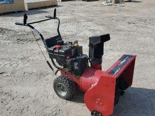 "Murray 8HP 24"" Electric Start Snow Blower"