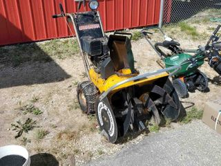 26-IN 8HP Snow Blower