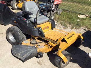 Hustler Zero Turn Lawn Mower, 54 inch Deck
