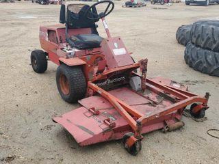 Groundmaster 62 Zero Turn Mower
