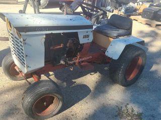 Case 155 Garden Tractor