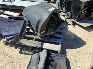 MTD Rear Bagger for Lawn Tractor