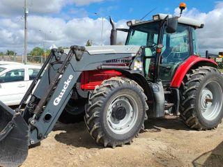 2007 Massey Ferguson 7465 MFWD Tractor