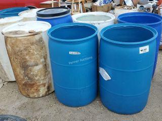 (11) Barrels