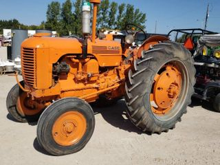 1951 Case DC 4 Tractor