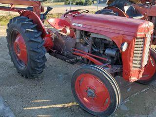 1954 Ferguson TA20 Tractor 3pt