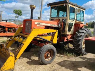 Allis-Chalmers XT190 Series III 3PTH, Loader Tract