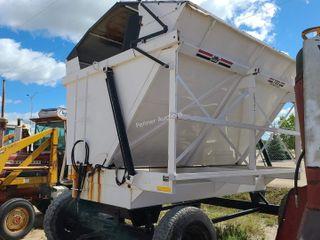 Jiffy 700 High Dump Wagon