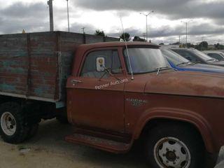 1966 Dodge Grain Dump Truck