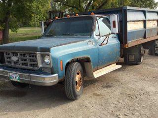 1978 Chevrolet Dump Truck