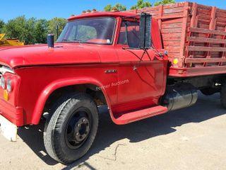 1965 Dodge D500 Grain Truck