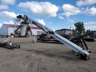 1999 42ft IMT 16000 Knuckle Boom Crane c/w P