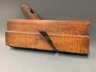 Sandusky Tool Co Ohio  Molding Plane