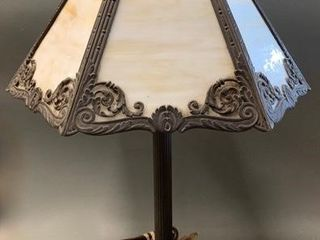 Table lamp 1161 D EM   Co  Edward Miller Meridian