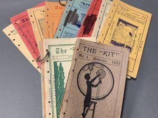 The Kit Pocket Books