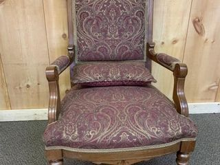 East lake Style Parlour Chair