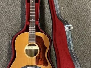 1960 s Gibson lG3 Acoustic Guitar