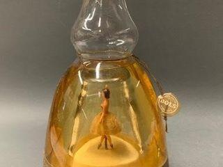 Mid Century Bols Ballerina liquor Bottle