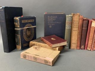 Grouping of Early Books