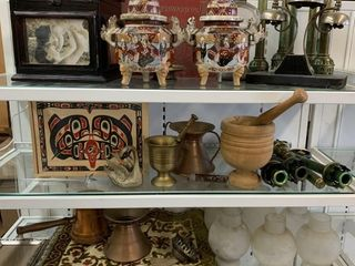 lot of Collectables as Found