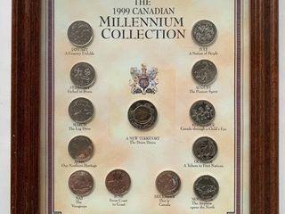 The 1999 Millennium RCM Coin Collection