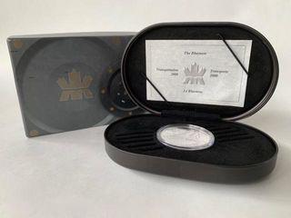 The Bluenose Transportation 2000 Coin Presentation