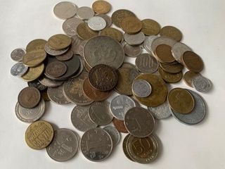 large Interesting lot of World Tokens and Coins