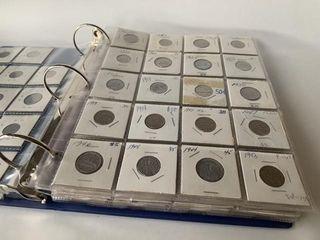 Major Binder lot of 20th Century RCM Nickel Collec