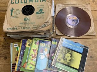 Early Phonograph Record Collection