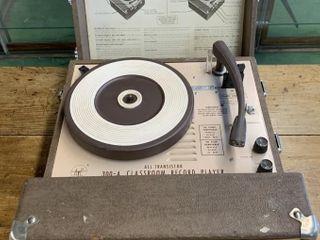 Audiotronics 300 A Classroom Record Player