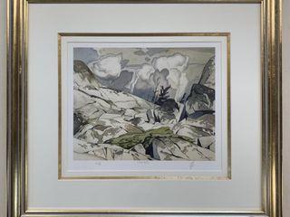 A J Casson Artist Proof 49 60 Cloche Hills