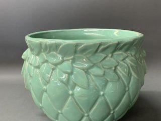 McCoy Pottery Flower Pot 9