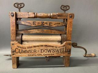 Cummer  Downswell Primitive Ringer