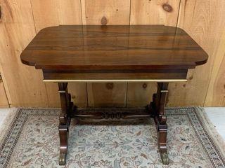 Beautiful Rose Wood Side Table