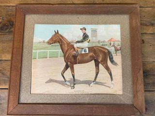 Ontario Jockey Club litho  Slaughter