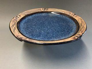 Signed 9  Decorator Plate