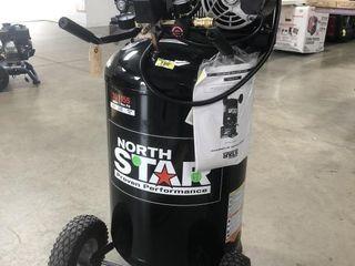 North Star 30 Gallon 155 Max PSI Air Compressors