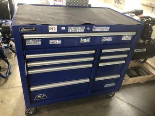 Homak 10 Drawer Rolling Tool Box