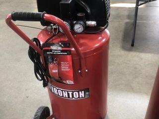 Ironton 20 Gallon Electric Air Compressor