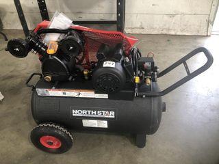 North Star 20 Gallon Electric Air Compressor