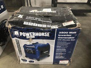 Powerhorse 3500 Watt Inverter Generator