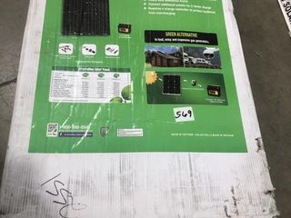 Nature Power Crystalline Solar Panel