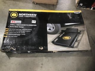 "Norther Tool & Equipment 44"" Mechanic's Creeper"