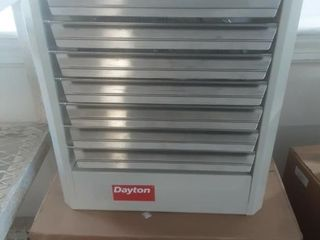 Dayton unit heater, model 2yu74, new in box