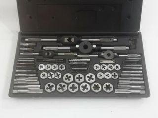 Craftsman Kromedge 59pc tap & die set